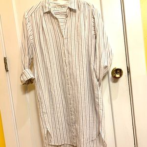 Xirena shirt dress NEW with tags